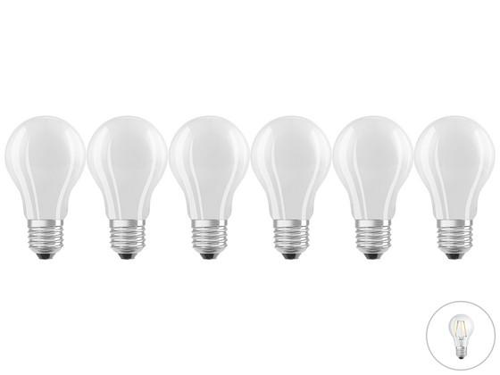 6x Osram Dimbare LED-Lampen