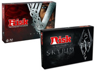 Risk | The Elder Scrolls V Skyrim of Vikings