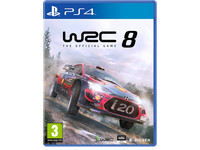 WRC 8: The Official Game
