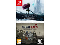 Valiant Hearts & Child of Light | PS4