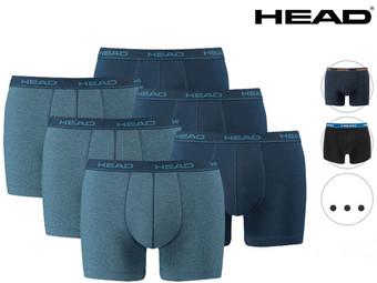 6x Head Basic Boxershort