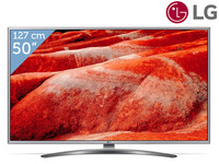 "LG 50"" 50UM7600 Ultra HD 4K Smart TV"
