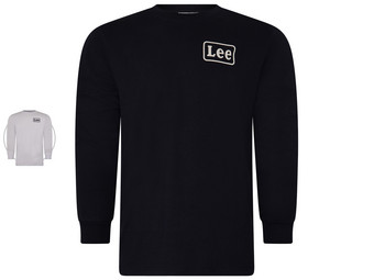 Lee Sweater Small Logo | Heren