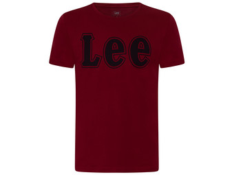 Lee T-Shirt Logo | Heren