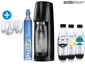 SodaStream Spirit Starter Pack