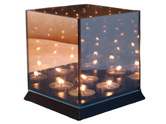 Lifa Living Candle Mirror | 4-lichts