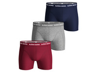3x Boxershorts | Seasonal Solid