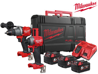 Milwaukee M18 Fuel Powerpack