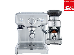 Solis Barista Perfect Pro 118 Espressomachineset