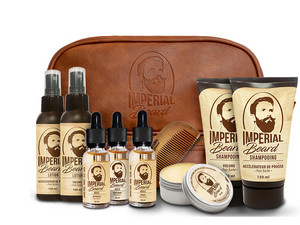 Imperial Beard Complete Kit (10-delig)