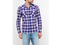 Lee Western Shirt Limoges | Heren