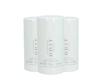 3x Burberry Splash Brit Deo Stick | 75 gr