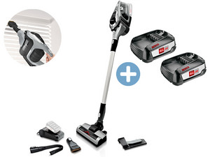 Bosch Unlimited Steelstofzuiger