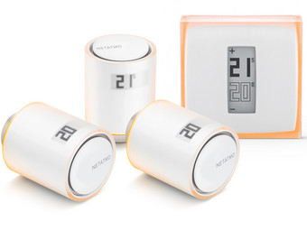 Netatmo intelligenter Thermostat