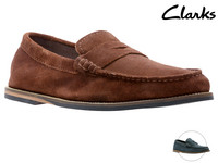 Clarks Whitley Free Loafers | Herren
