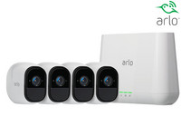Arlo Pro Bewaking Incl. 4 Camera's