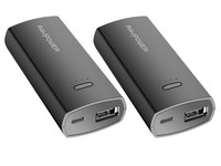 2x RAVPower Powerbank | 5200 mAh