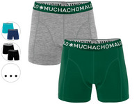 2x Muchachomalo Solid Boxer
