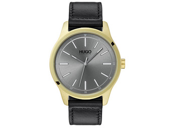 Hugo Boss Horloge | #Dare Gold | Heren