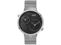 Hugo Boss Horloge | #Travel Silver | Heren