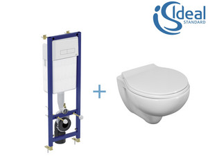 Ideal Standard Toiletset