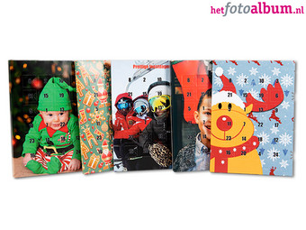 Voucher: Gepersonaliseerde Adventskalender