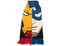 Difuzed Iron Man / Captain America Shawl