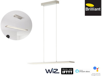 Brilliant Smooth Wiz Hanglamp