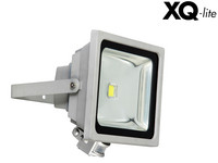 XQ-lite LED-Floodlight met PIR-sensor