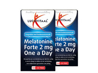 Lucovitaal 2 mg Melatonine | 300 Tabletten