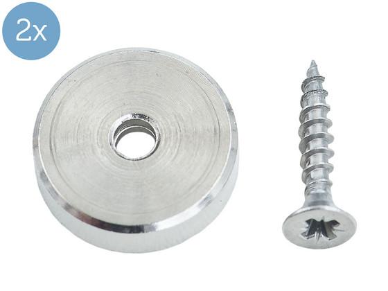 Korting 2x Connex Magneet   4 kg   13 x 4.5 x 3 mm