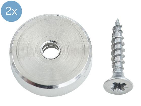 Korting 2x Connex Magneet   10.5 kg   20 x 6 x 4.5 mm