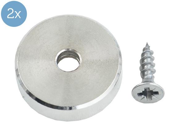 Korting 2x Connex Magneet   16 kg   25 x 7 x 5.5 mm