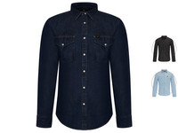 Lee Denim Western Shirt | Heren