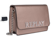 Replay Eco-Leather Schoudertas | Dames
