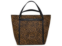 Shoppertasche mit Animal Print | Damen
