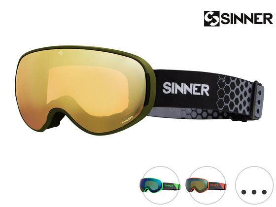 Korting Sinner Nauders Skibril