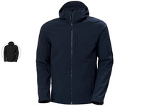 HH Paramount Hooded Softshell Jacke