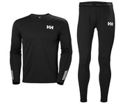 HH Active Set Black | Heren