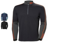 HH Lifa Active Zip Baselayer | Herren