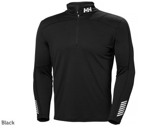 HH Lifa Active Zip Baselayer | Heren
