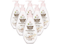 6x Garnier Loving Blends Körpermilch