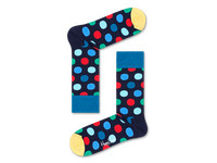 2x Happy Socks Big Dot |  41 - 46