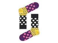 2x Happy Socks Dot Split | Größe 41 - 46