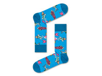 2x Happy Socks Fish & Whales | 41 - 46