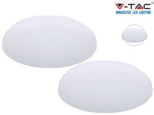 2x V-Tac LED Plafondlamp | Basic of Sterrenkap