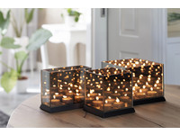 Lifa Living Candle 3-Light Mirror