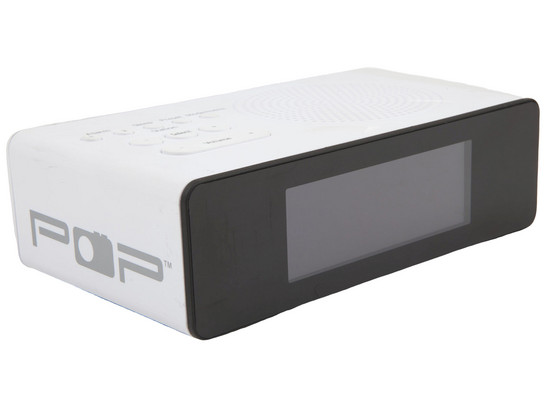 Korting POPup Alarm Klokradio