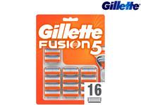 16x Gillette Fusion5 Rasierklinge