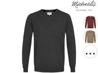 Michaelis Pullover | V-Ausschnitt
